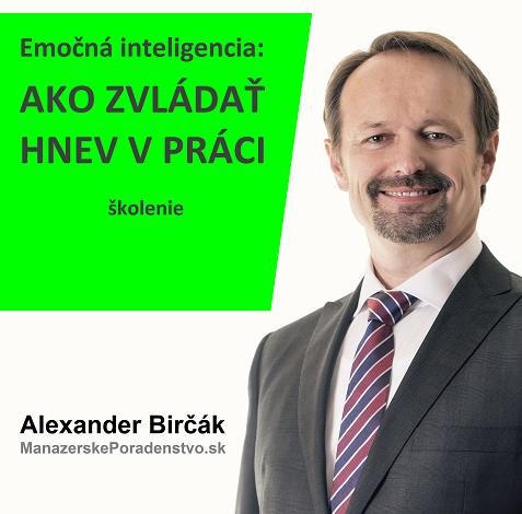 Emočná inteligencia v práci