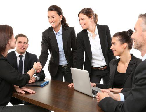 Chodíte na networkingové stretnutia?