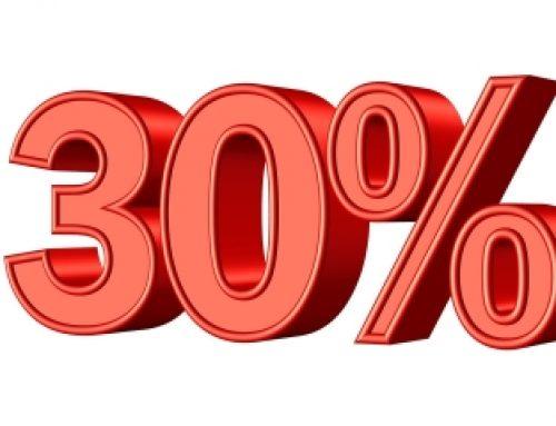 Zľava 30% na augustové školenia končí budúci týždeň.
