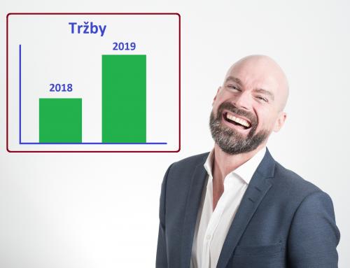 Dá sa budúci rok zvýšiť predaj o 100%?