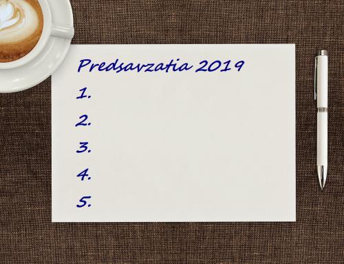 Novoročné predsavzatie: Robiť chyby rýchlejšie!