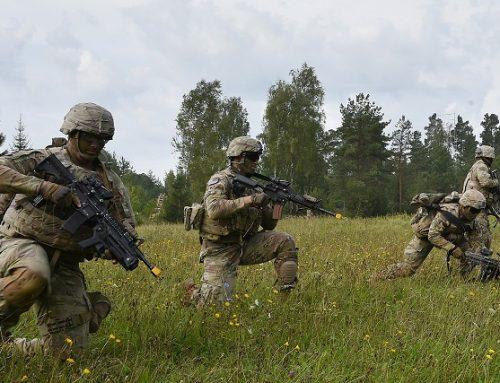 Vojenské stratégie v manažmente firmy